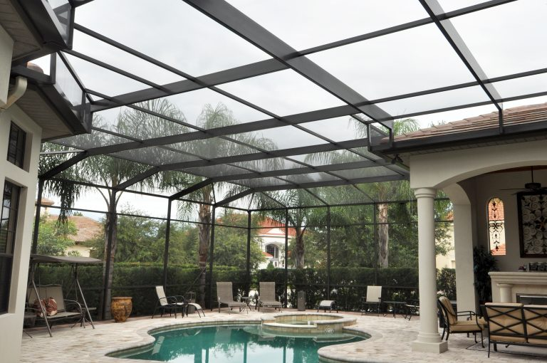 Phifer BetterVue Pool and Patio Screen