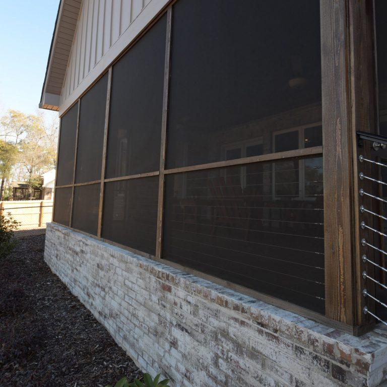 tela da janela de fibra de vidro