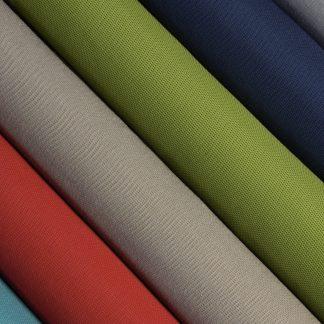 Tecidos de estofamento de cor sólida padrão e listrados GeoBella®