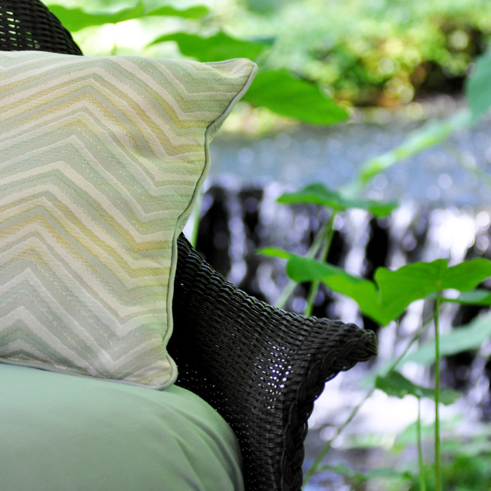 Part Of Enjoying Outdoor Life Is Reciating And Caring For The Environment Manufacturing Process Behind Olefin Based Fabrics Like Our Geobella Line