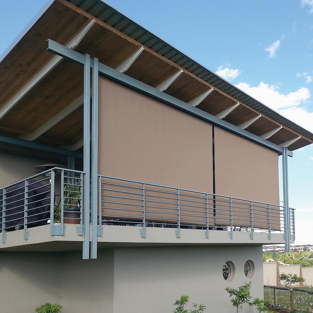 Exterior Solar Screens, Outdoor Window Shades, Exterior Solar Shades ...